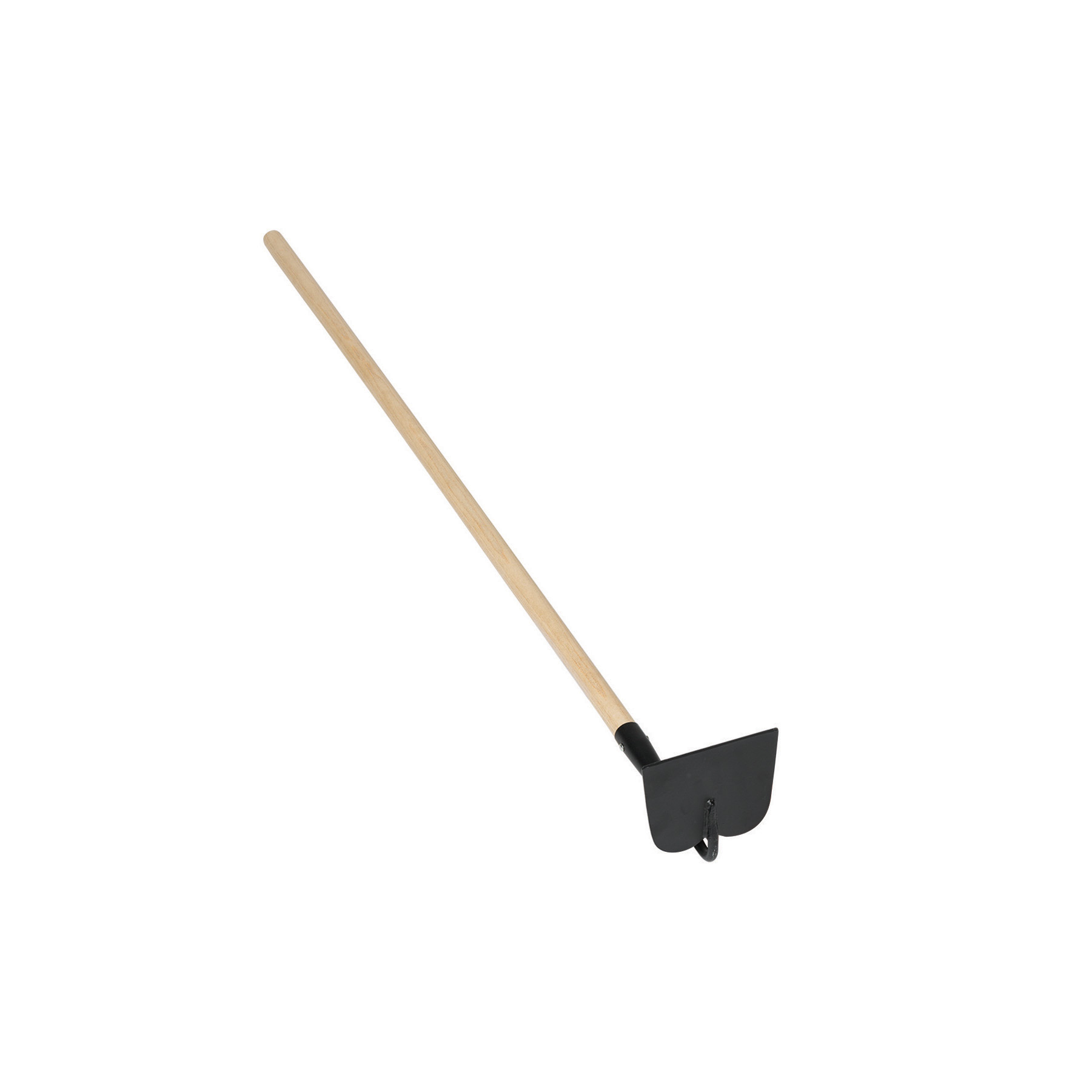 Smart buy gh 90 garden hoe welded head 48 hardwood handle for Picture of a garden hoe